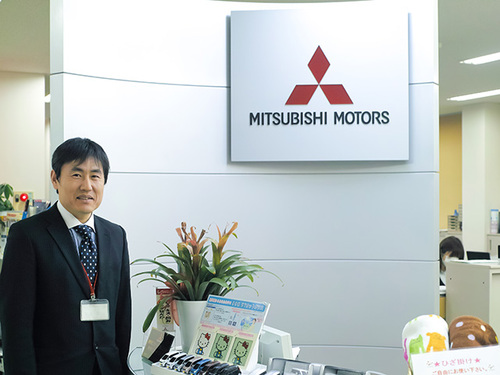 三菱モータース