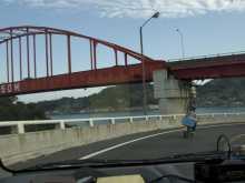$イワユウのメバリングブログ-音戸大橋2